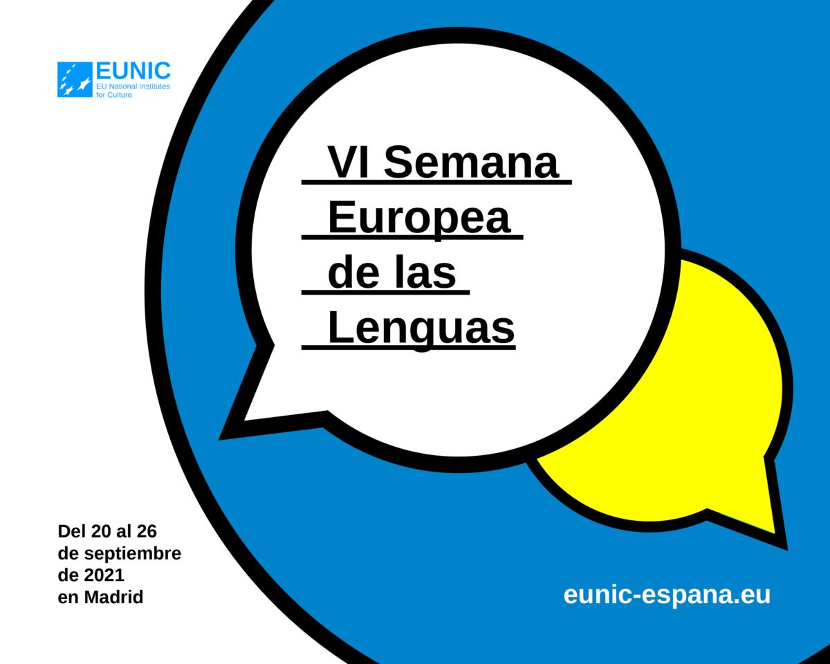 Semana Europea de las Lenguas