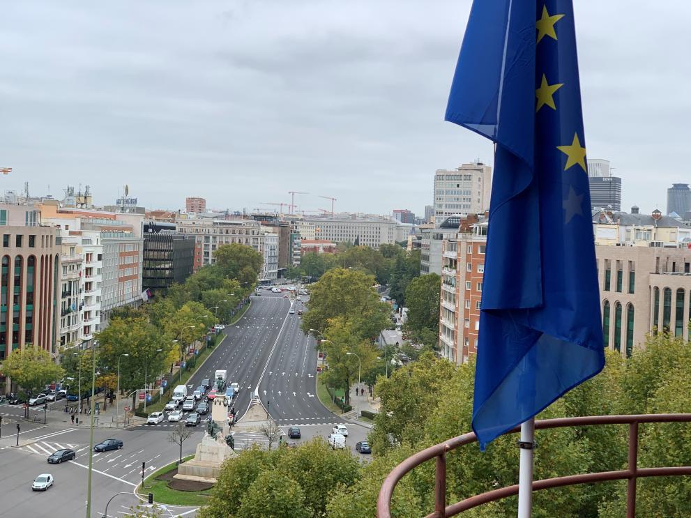 España-Madrid-ComisionEuropea-Vistas