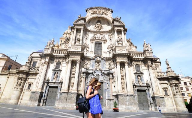 Student life during Erasmus+ at Murcia